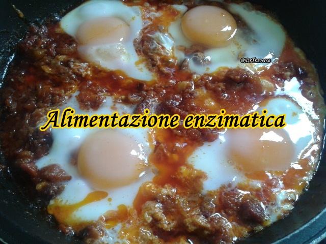 Alimentazione enzimatica